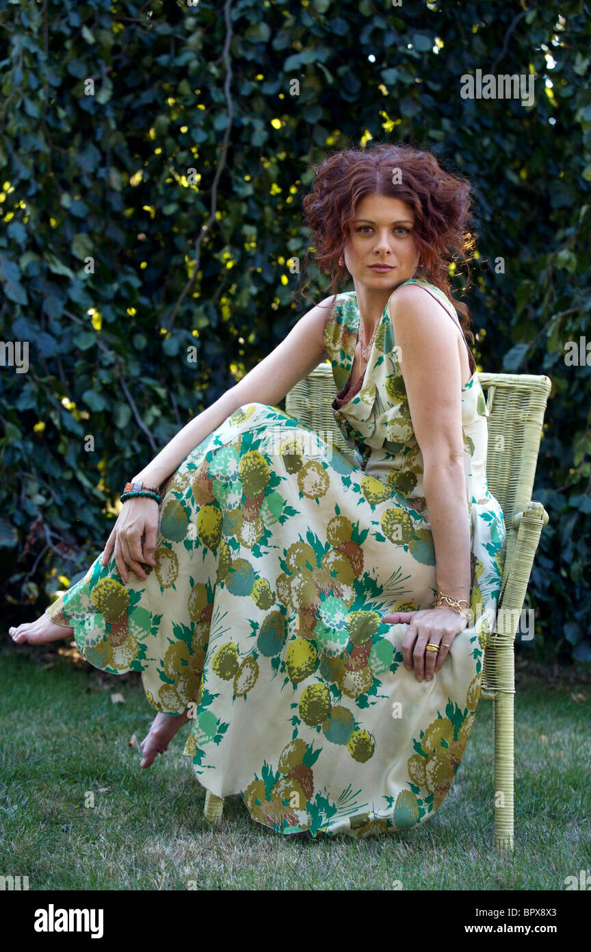 DEBRA MESSING THE WOMEN (2008) - Stock Image