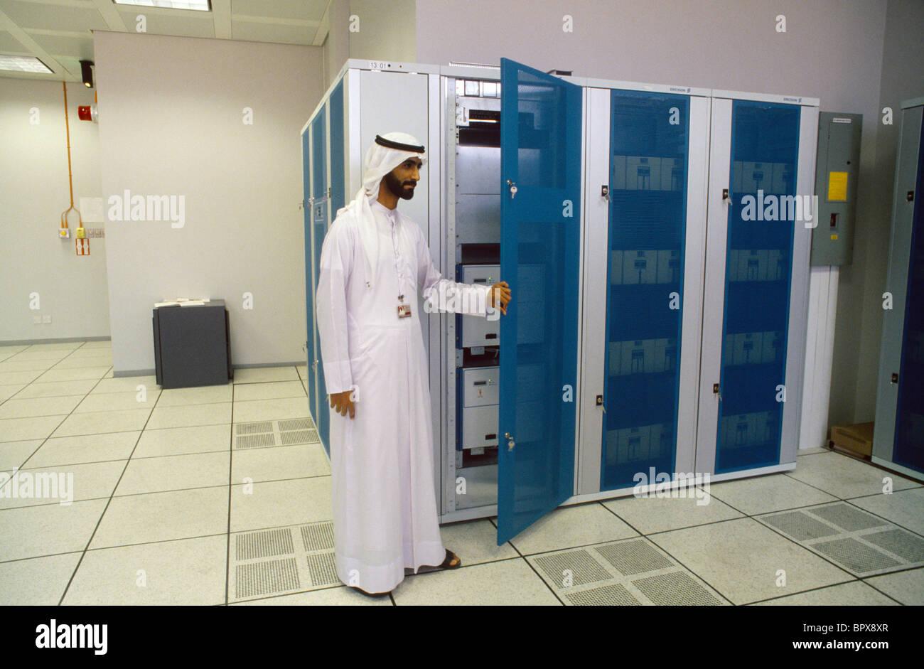 Dubai UAE Fully Automated Digital Telephone Exchange US System Stock
