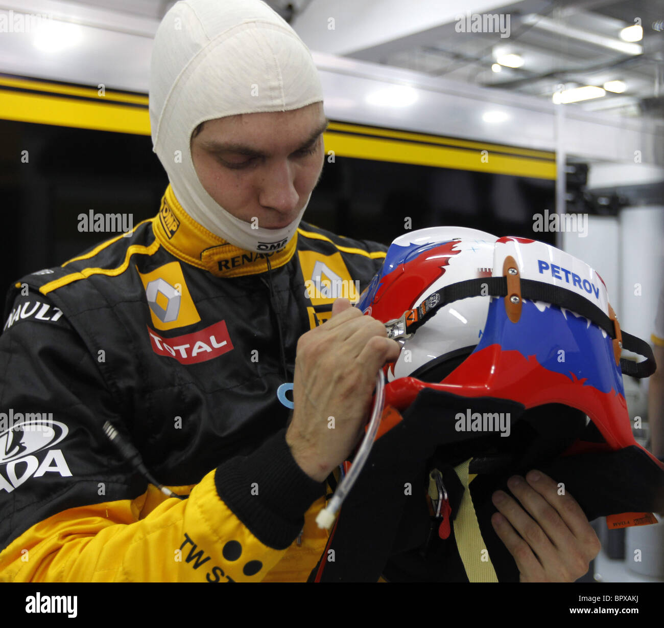 F1 Helmet High Resolution Stock Photography And Images Alamy