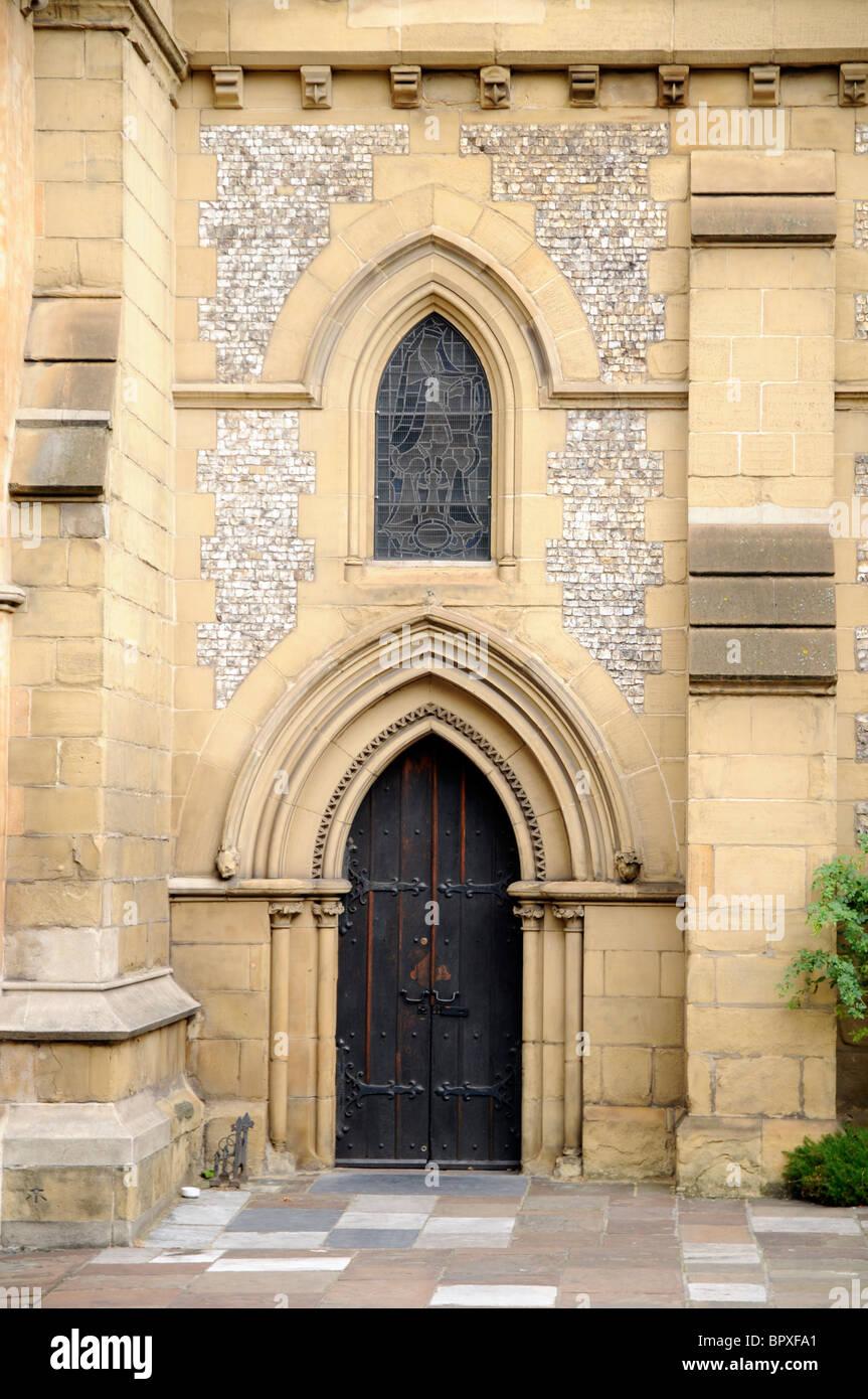 Gothic Arches Door Stock Photos & Gothic Arches Door Stock Images ...