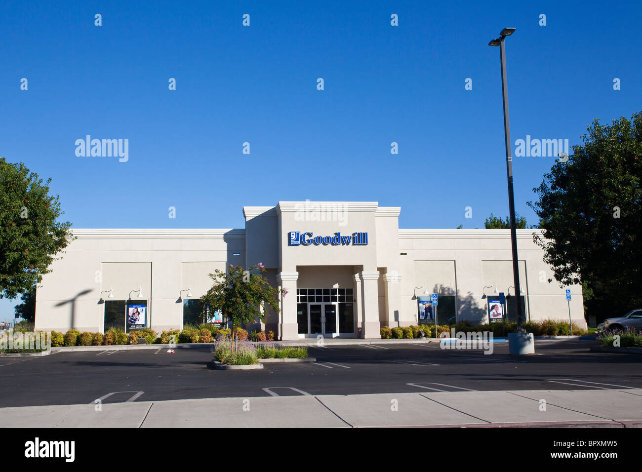 A Goodwill Industries store - Stock Image