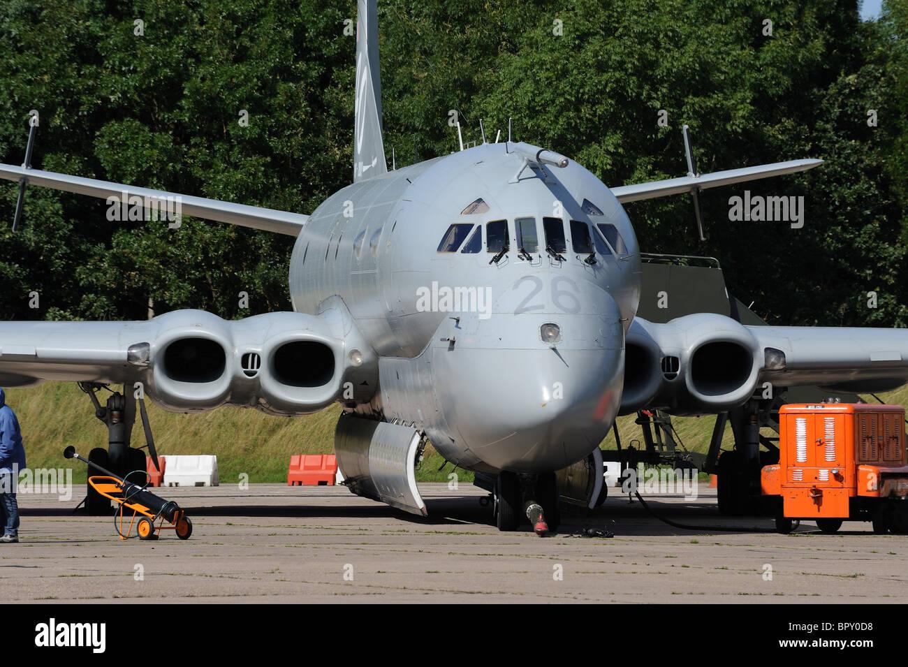 Nimrod MR2 maritime patrol aircraft - Stock Image