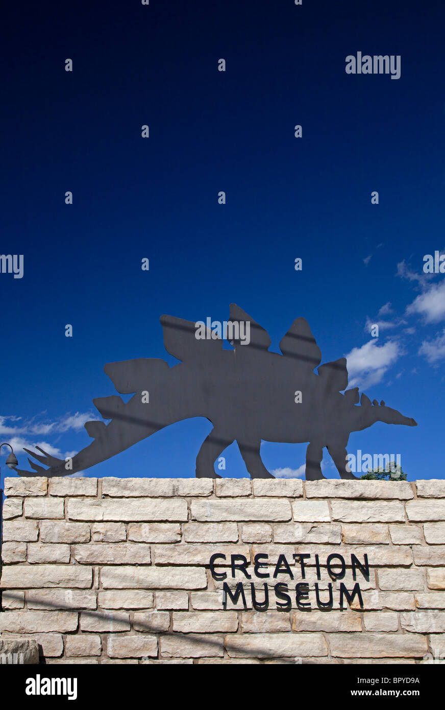 Creation Museum - Stock Image