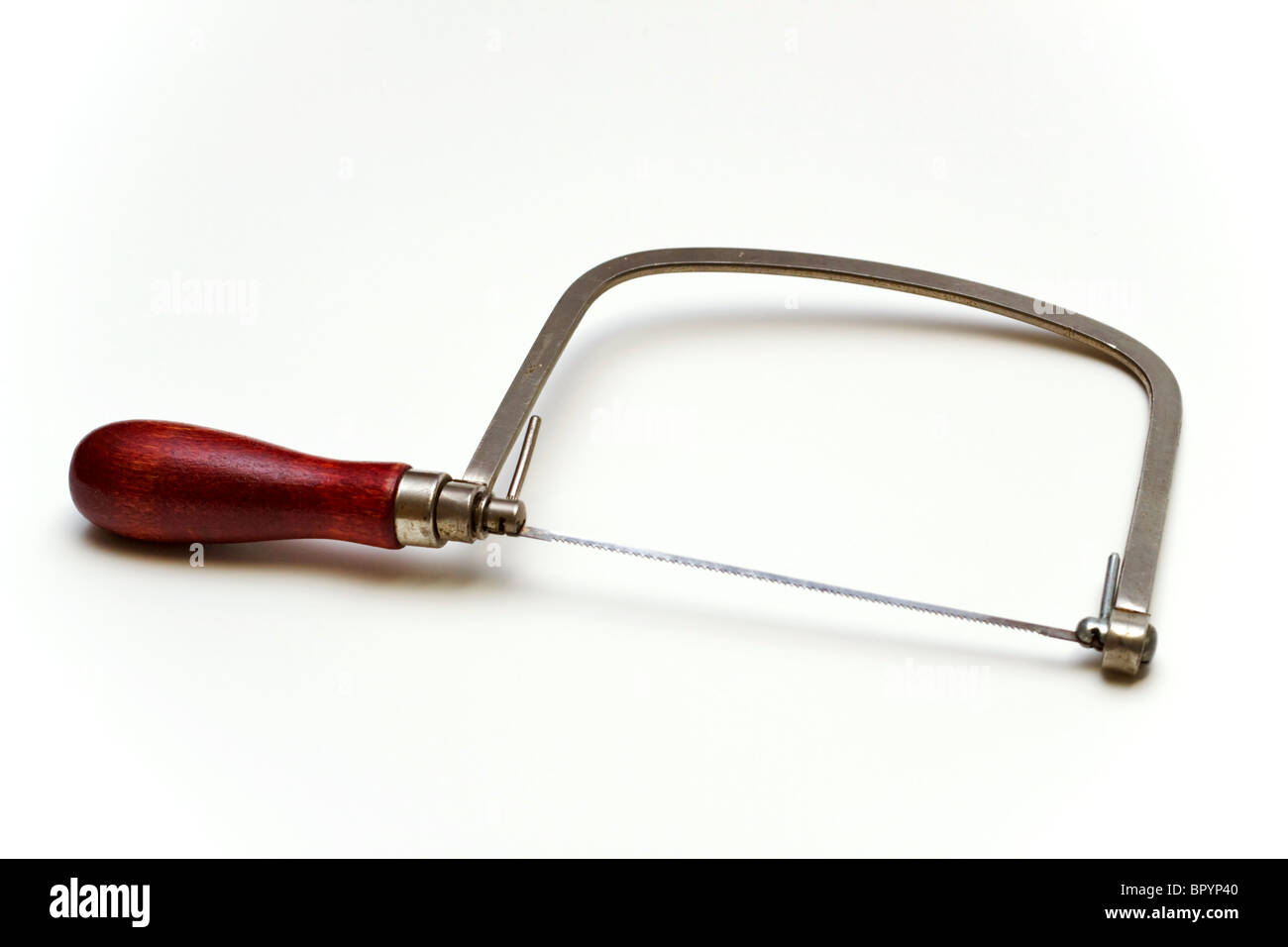 Coping saw - Stock Image