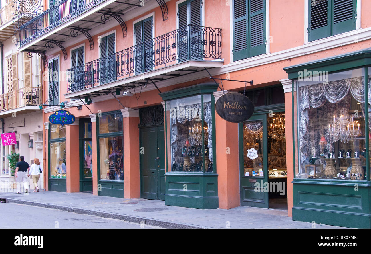jewelry store in new orleans royal antique and jewelry shopping district 7858