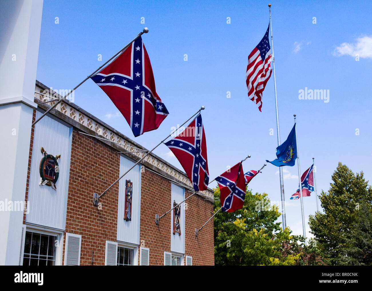 8be6e43d94 Confederate Flags Stock Photos   Confederate Flags Stock Images - Alamy