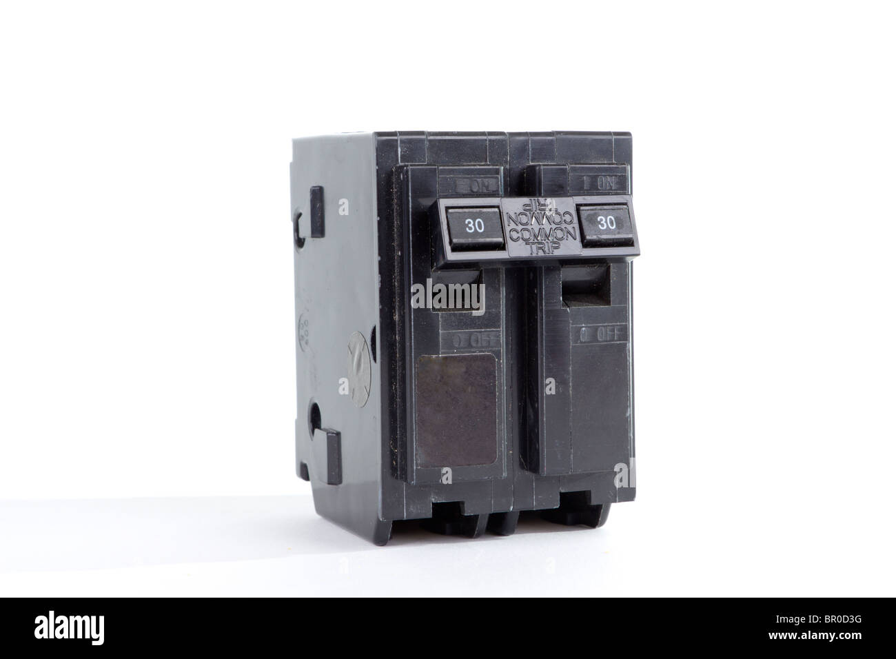 Circuit Breaker Box Cut Out Stock Images & Pictures - Alamy