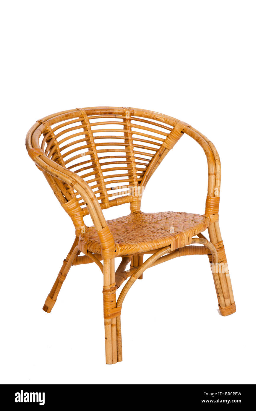 Attirant Childrenu0027s Furniture, Bent Bamboo, Cane Childu0027s Chair