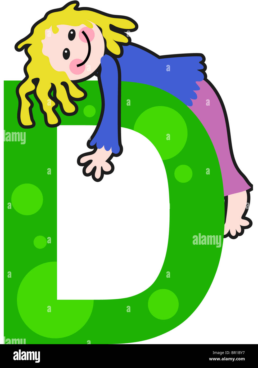 Cartoon Characters 7 Letters : Cartoon character with letter d ankaperla