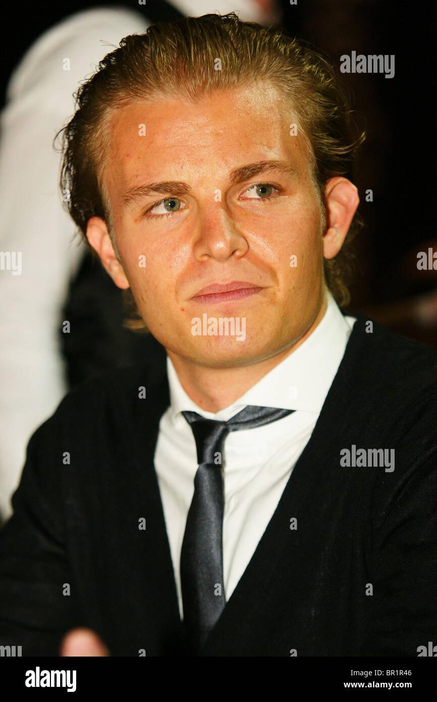 Pokerstars Monaco with F1 Pilot Nico Rosberg - Stock Image