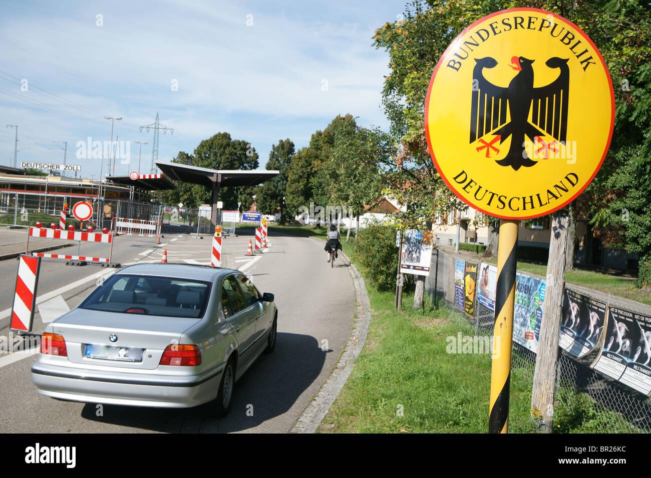 in between deutsch