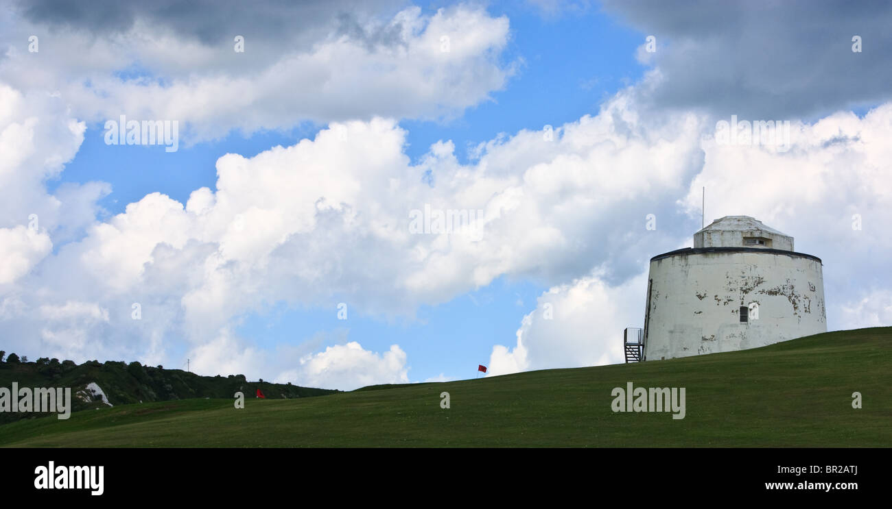 Martello Tower number 3 - Stock Image