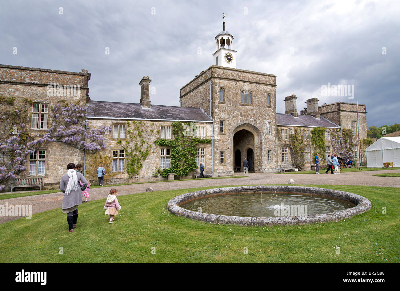 Parham House Sussex Stock Photos   Parham House Sussex Stock Images ... 911924921