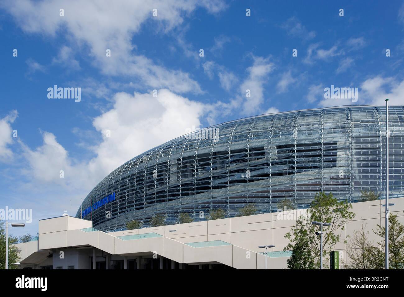 Aviva Stadium, Lansdowne Road, Dublin,Ireland - Stock Image