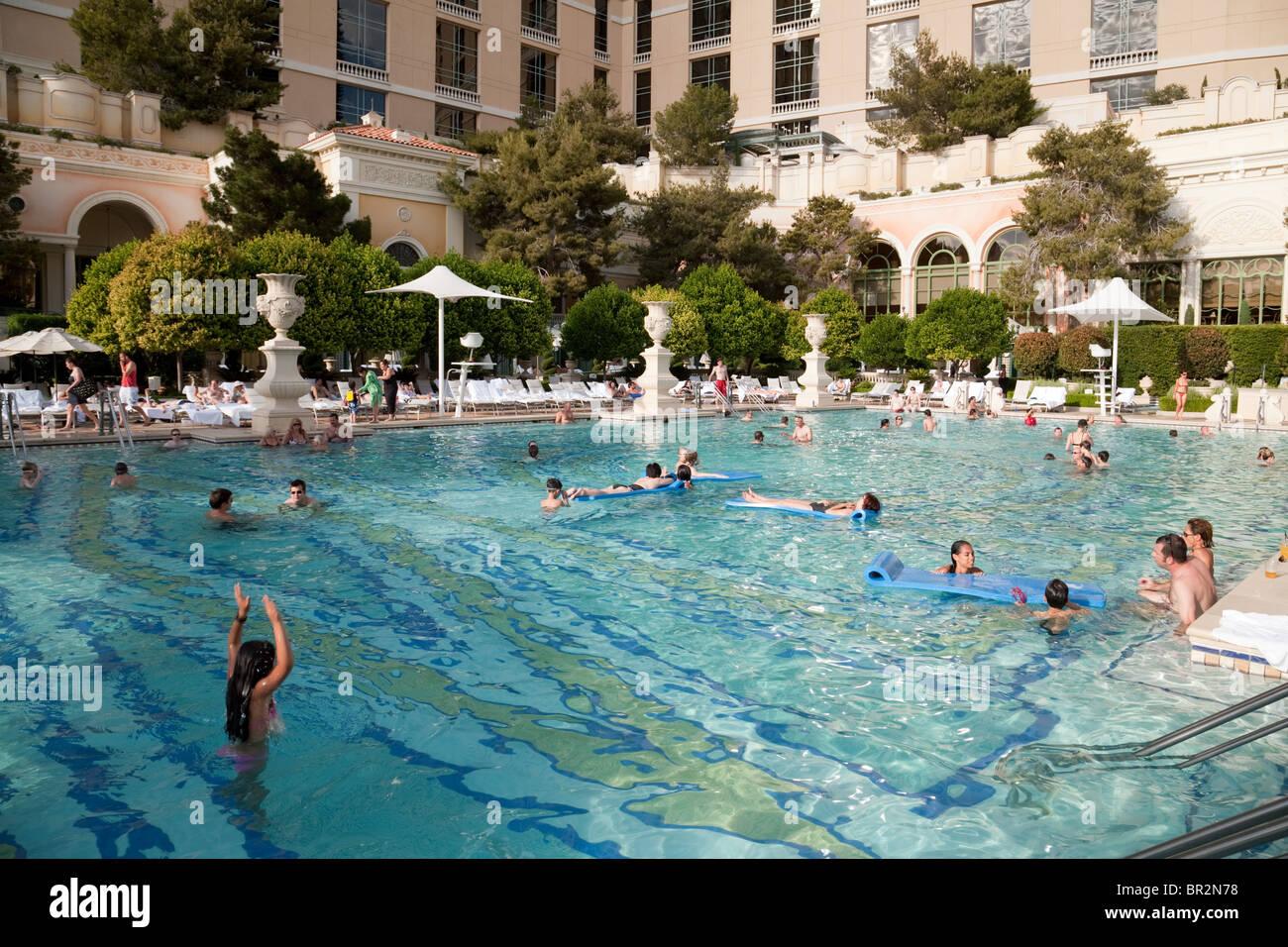 Swimming Pool Las Vegas Stock Photos Swimming Pool Las Vegas Stock Images Alamy