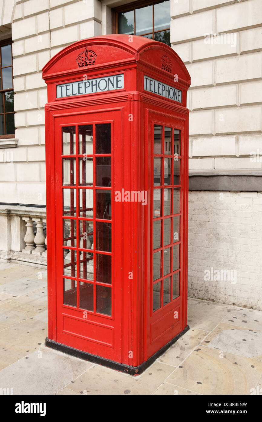 London telephone box - Stock Image
