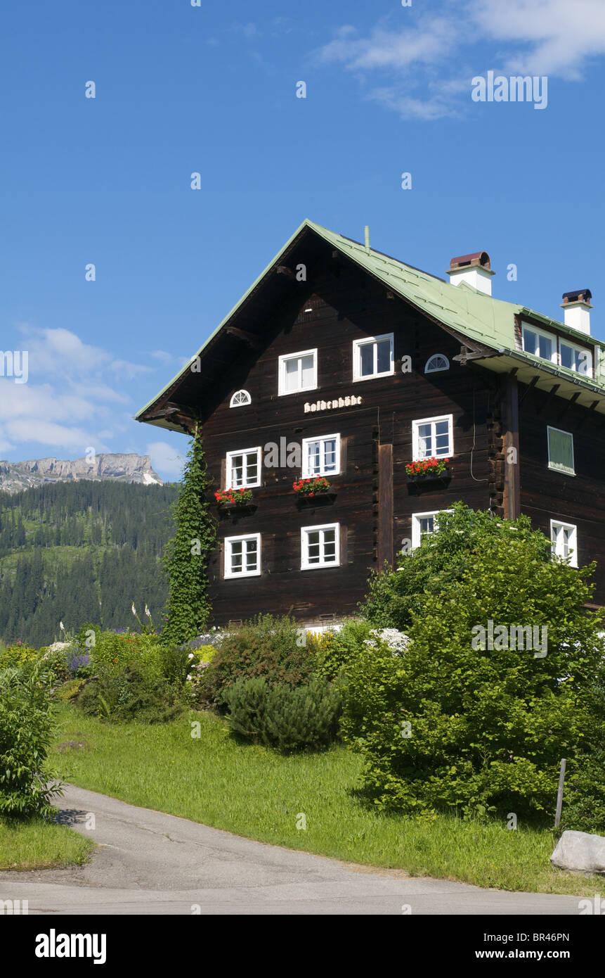 kleinwalsertal ifen austria stock photos kleinwalsertal ifen austria stock images alamy. Black Bedroom Furniture Sets. Home Design Ideas