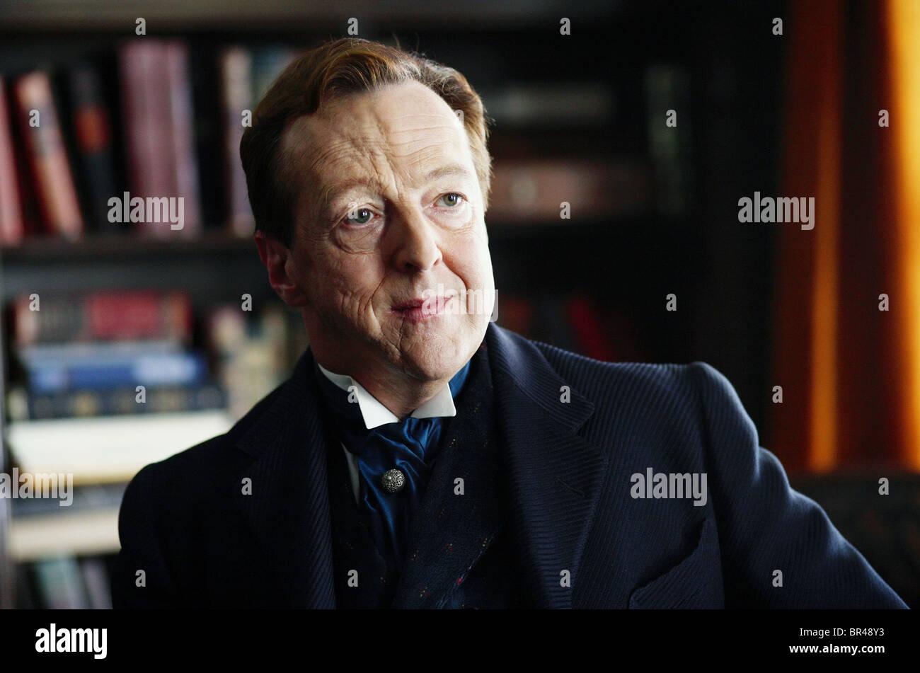 EDWARD HIBBERT THE PRESTIGE (2006) - Stock Image
