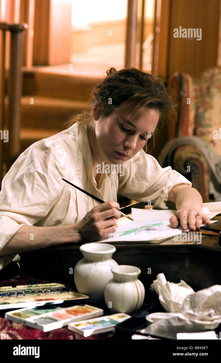 RENEE ZELLWEGER MISS POTTER (2006) - Stock Image