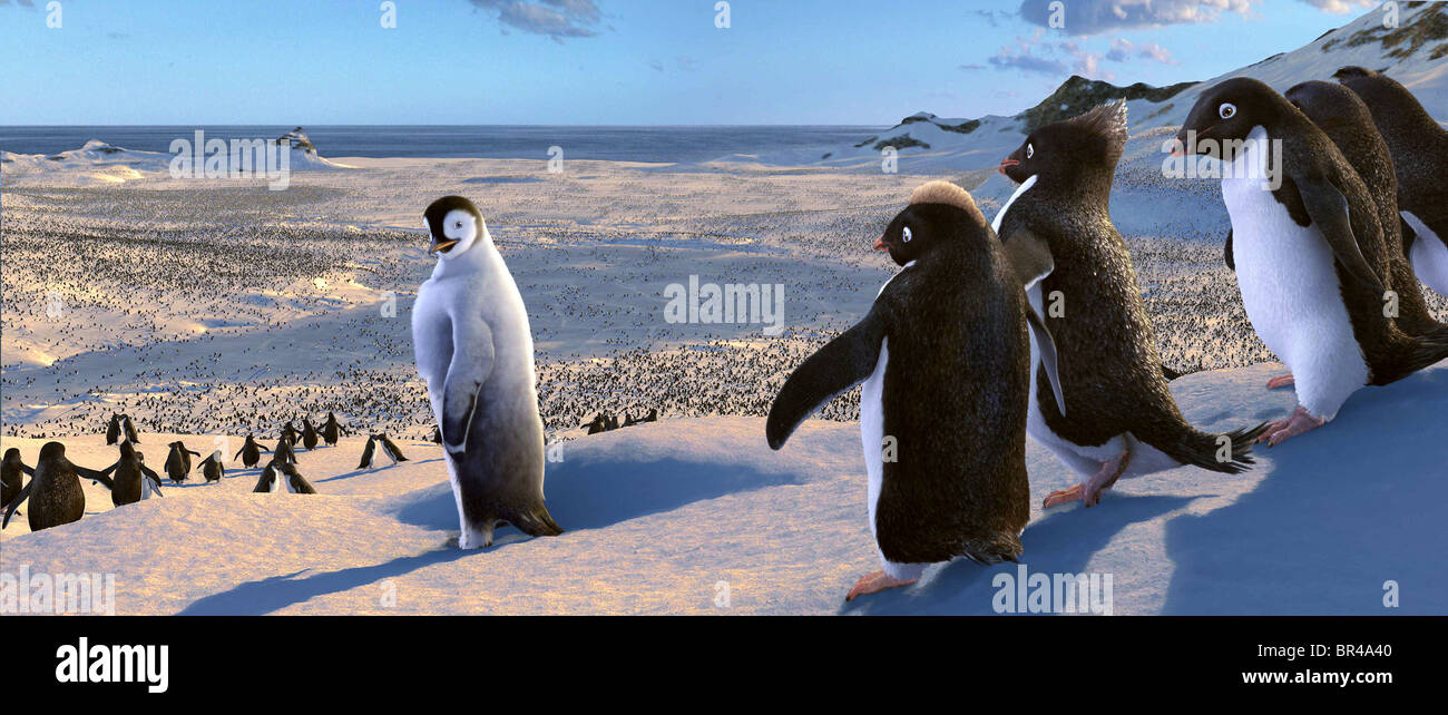 ramon penguin happy feet