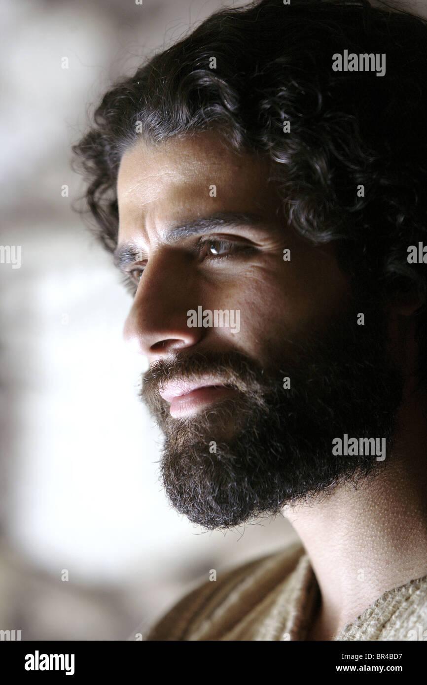 OSCAR ISAAC THE NATIVITY STORY (2006) - Stock Image
