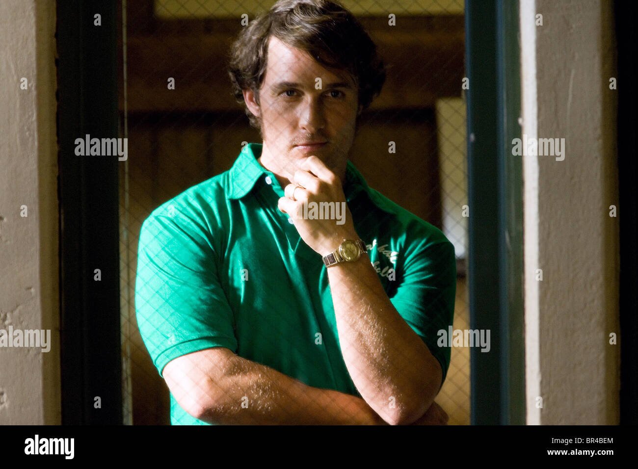 MATTHEW MCCONAUGHEY WE ARE MARSHALL (2006) - Stock Image
