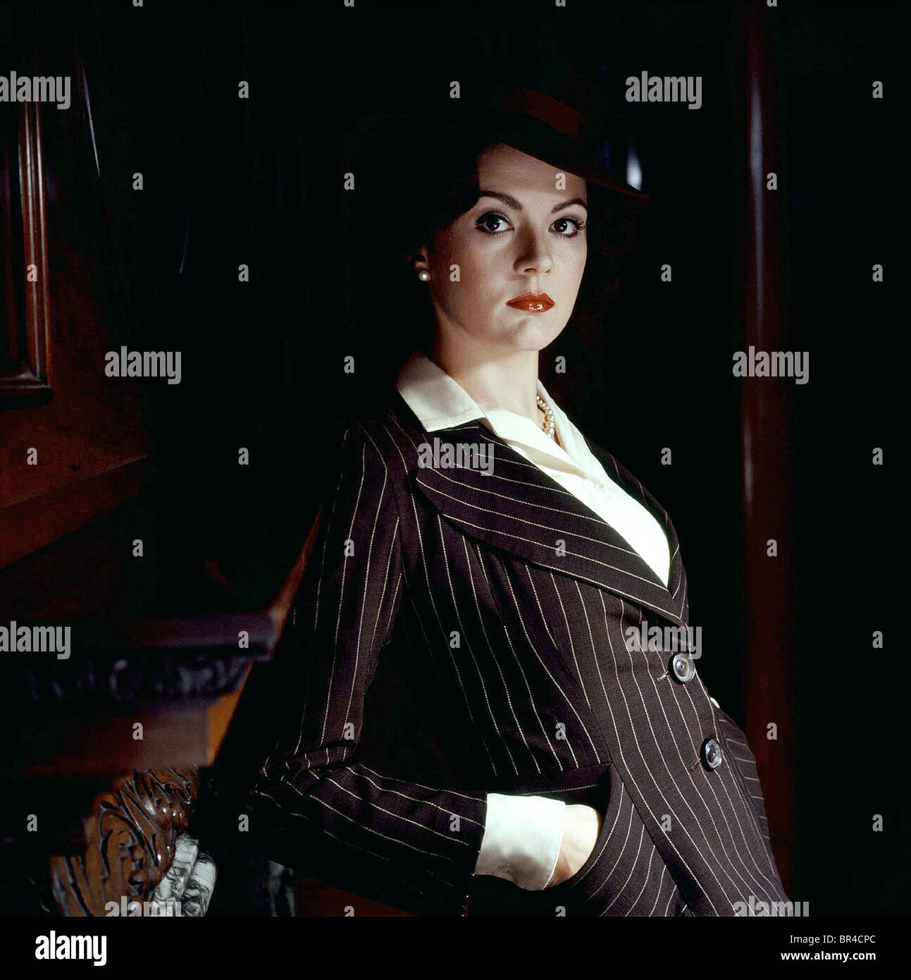 RACHAEL STIRLING THE HAUNTED AIRMAN (2006) - Stock Image