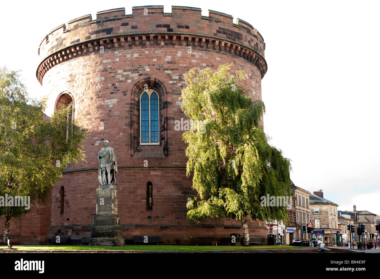 Carlisle Citadel - Stock Image