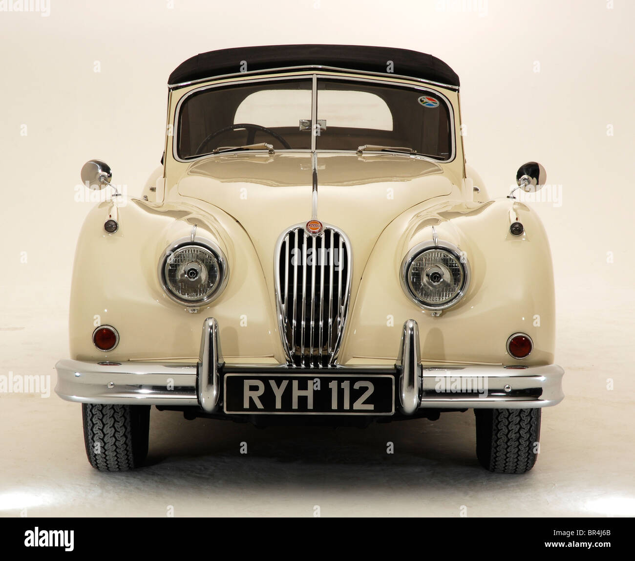 1954 Jaguar Xk140: Jaguar Xk140 Stock Photos & Jaguar Xk140 Stock Images