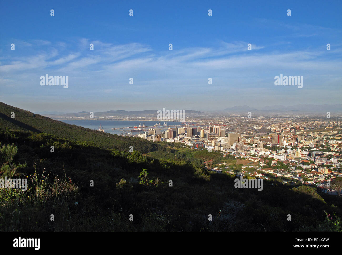 South Africa: Cape Town - Stock Image