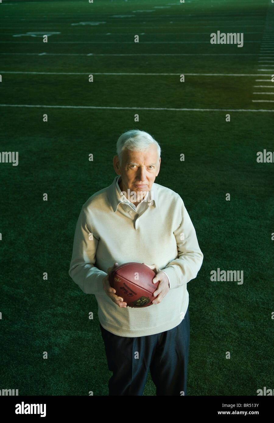 Dan Rooney owner of the Pittsburgh Steelers was nominated ambassador to Ireland today by president Barack Obama - Stock Image