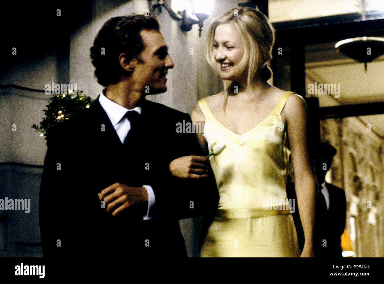 Matthew Mcconaughey Kate Hudson How To Lose A Guy In 10 Days 2003 Stock Photo Alamy
