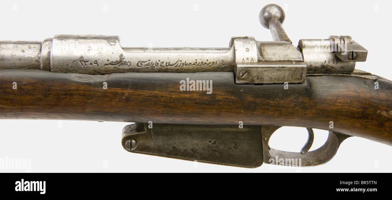 Turkish Mauser Stock
