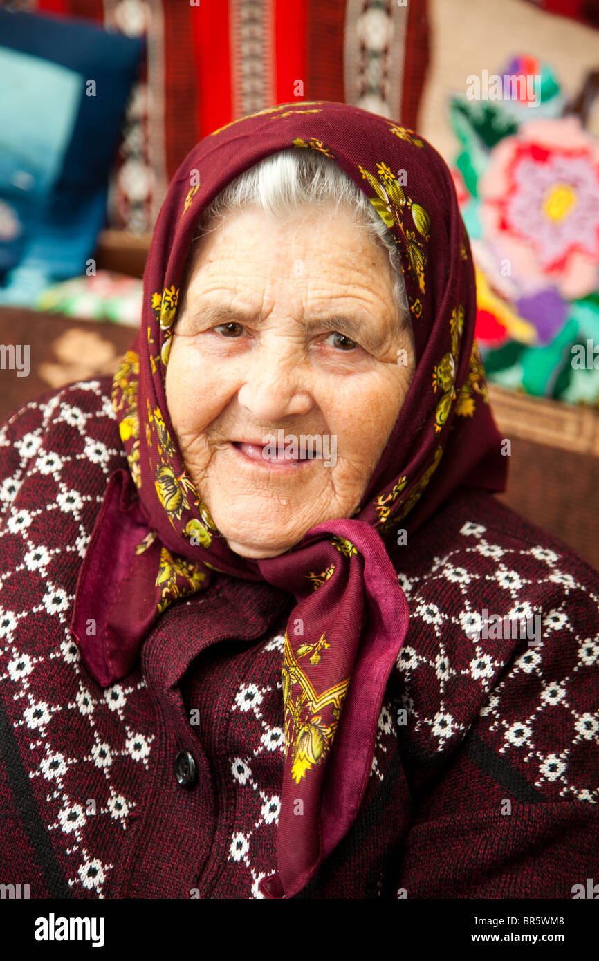 Romanian Women In Her 46