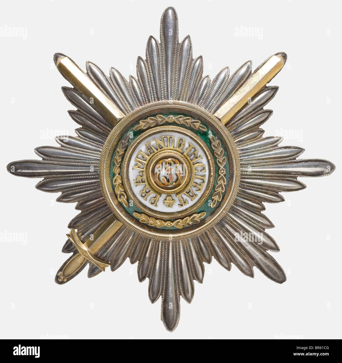Major General N N Karepov 1860 1926 Order Of St Stanislaus