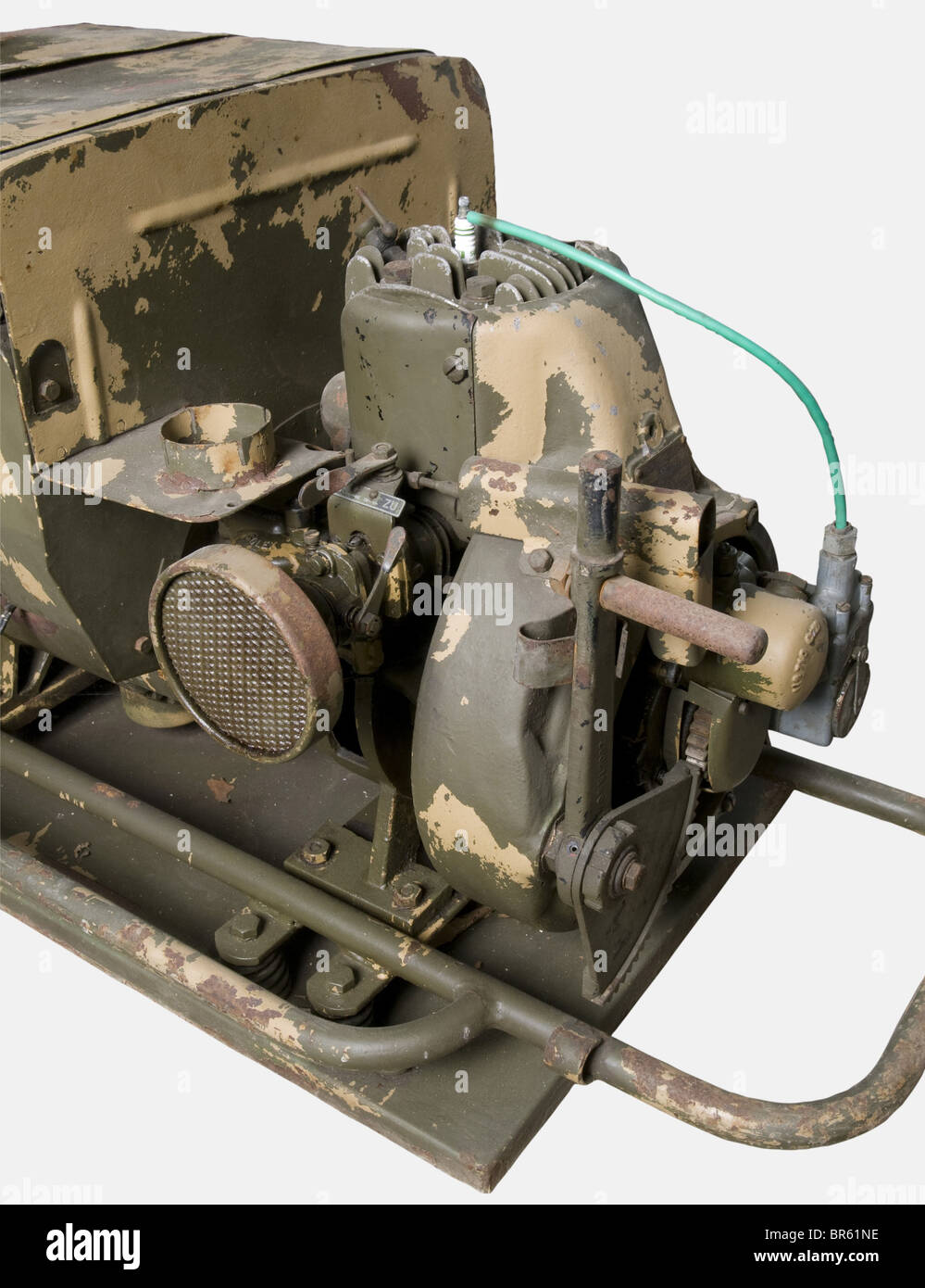 A Wehrmacht generator, big pattern, most probably made by