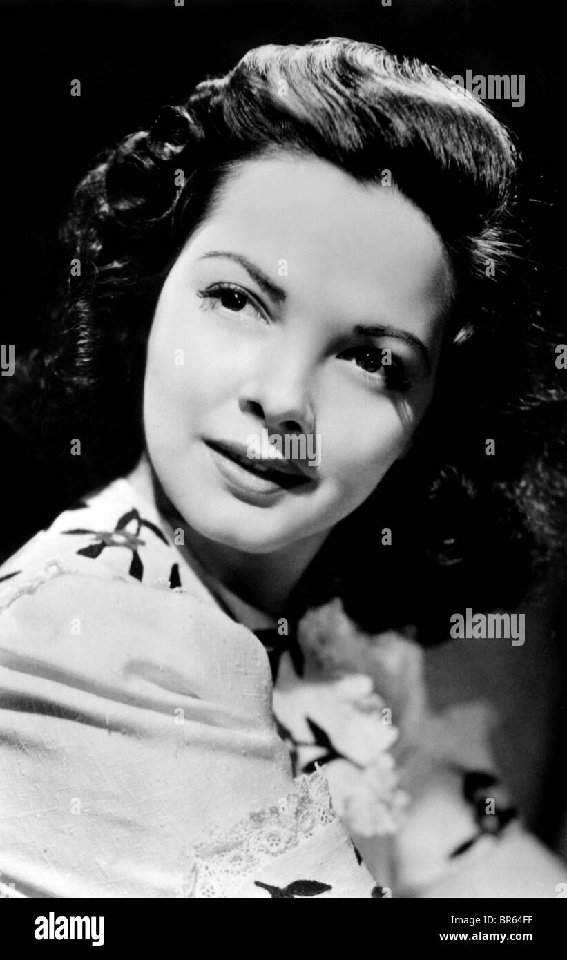 KATHRYN GRAYSON ACTRESS (1941) - Stock Image