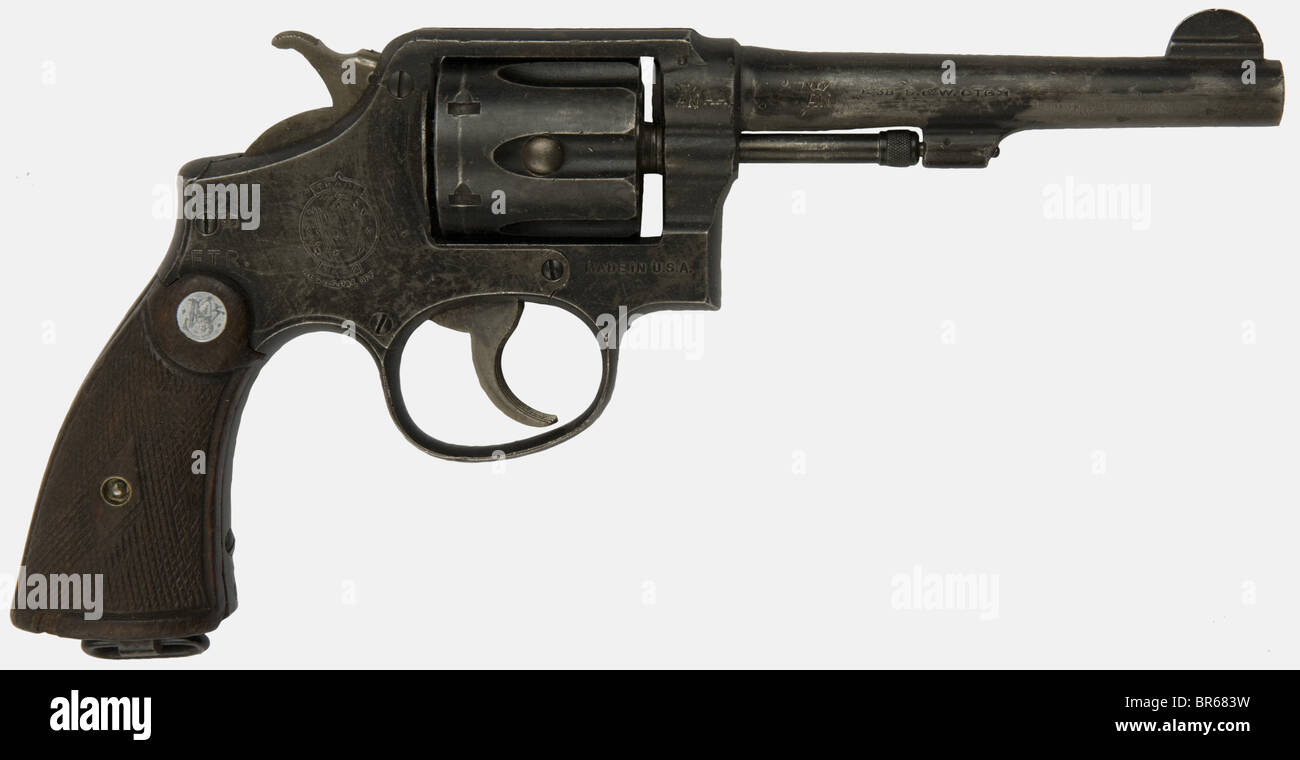 Dating smith and wesson pistols