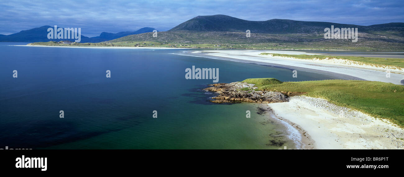 Traigh Sheileboist, Isle of Harris, Outer Hebrides - Stock Image