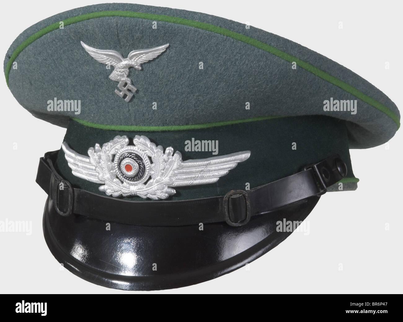 d5bcb6a8618 A visor cap for enlisted men NCOs of the Regional Police Group  General  Göring