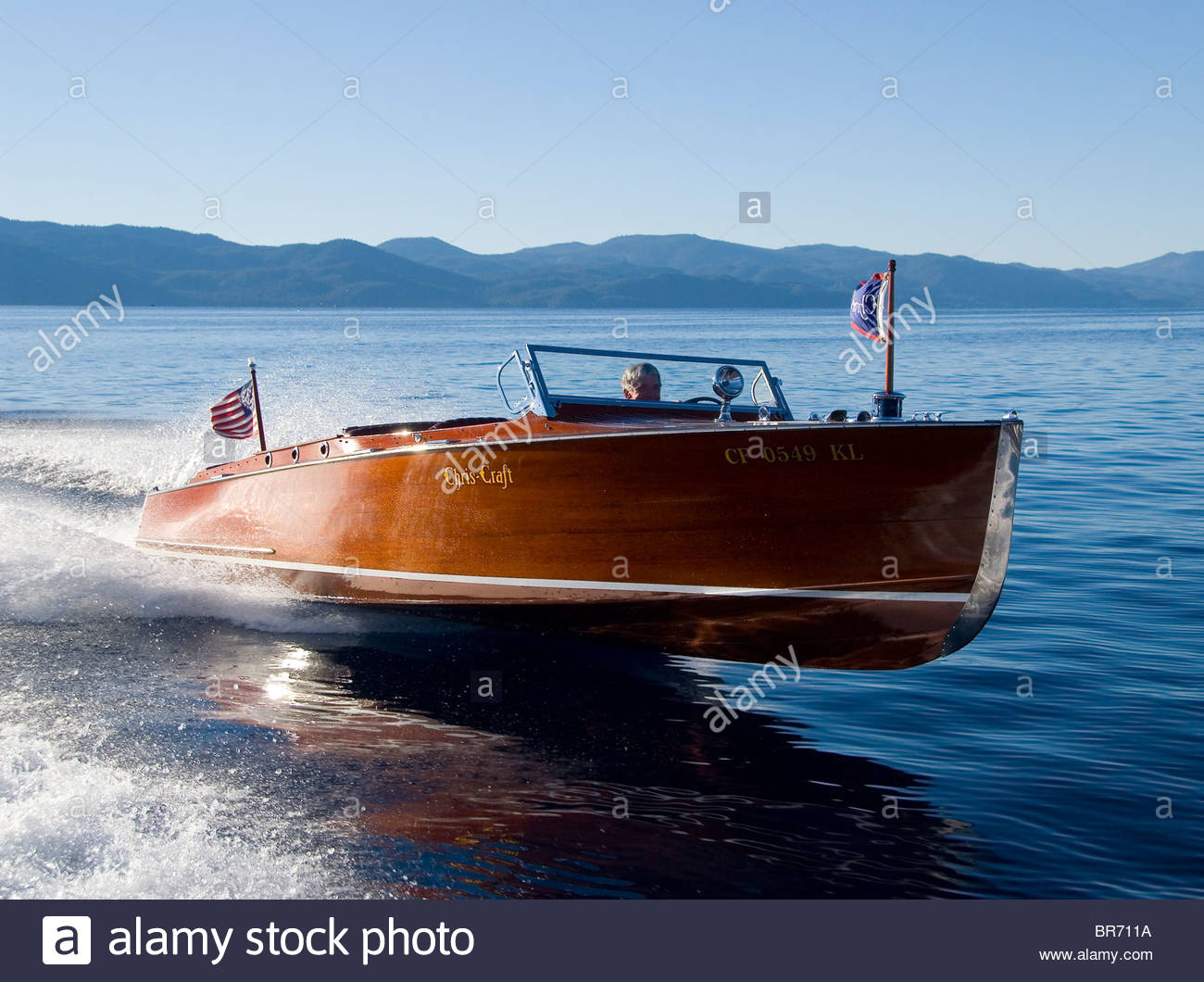 Chris Craft Triple Runabout
