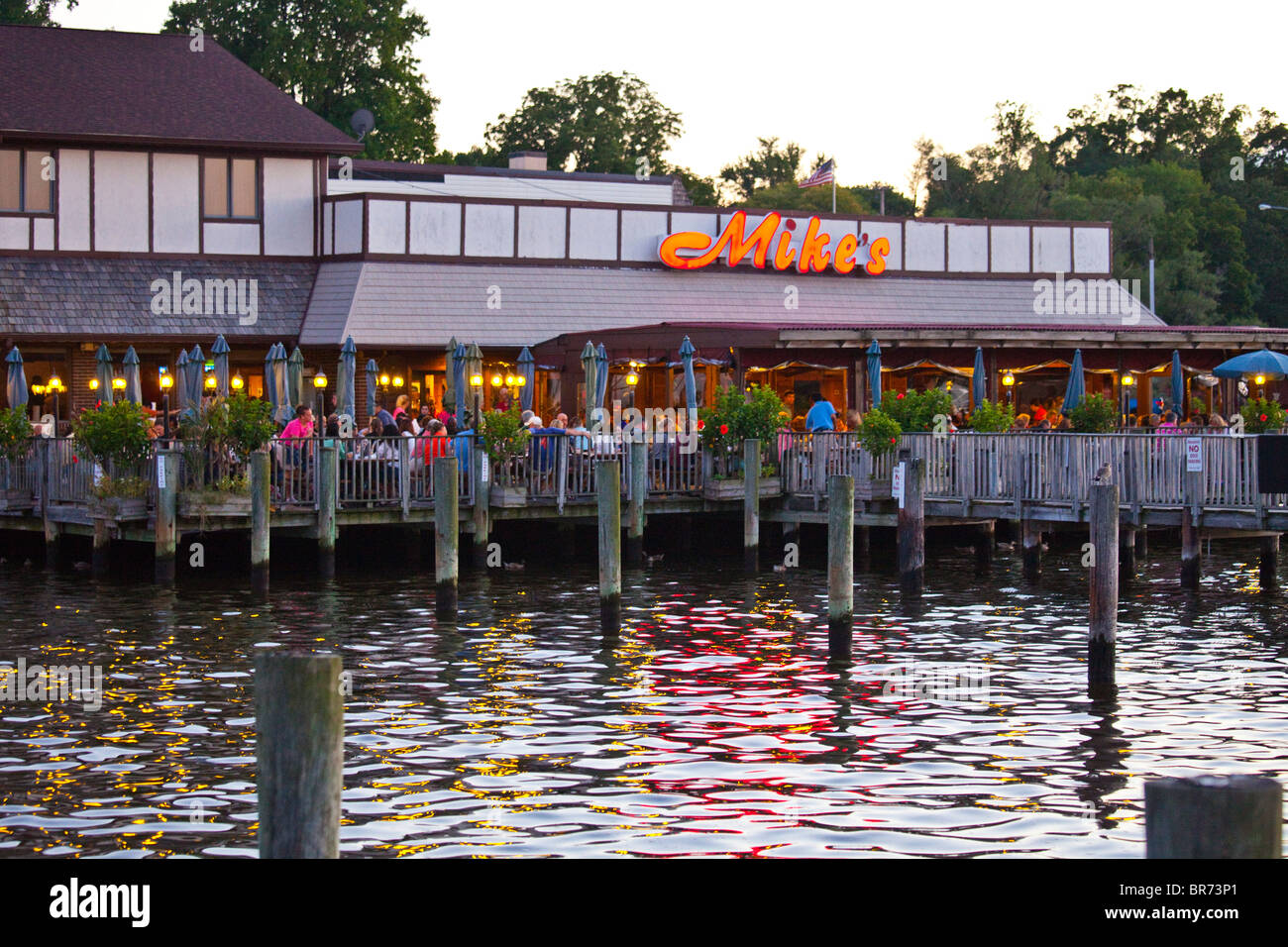 Mike S Crab House Annapolis Md Stock Photo 31504089 Alamy