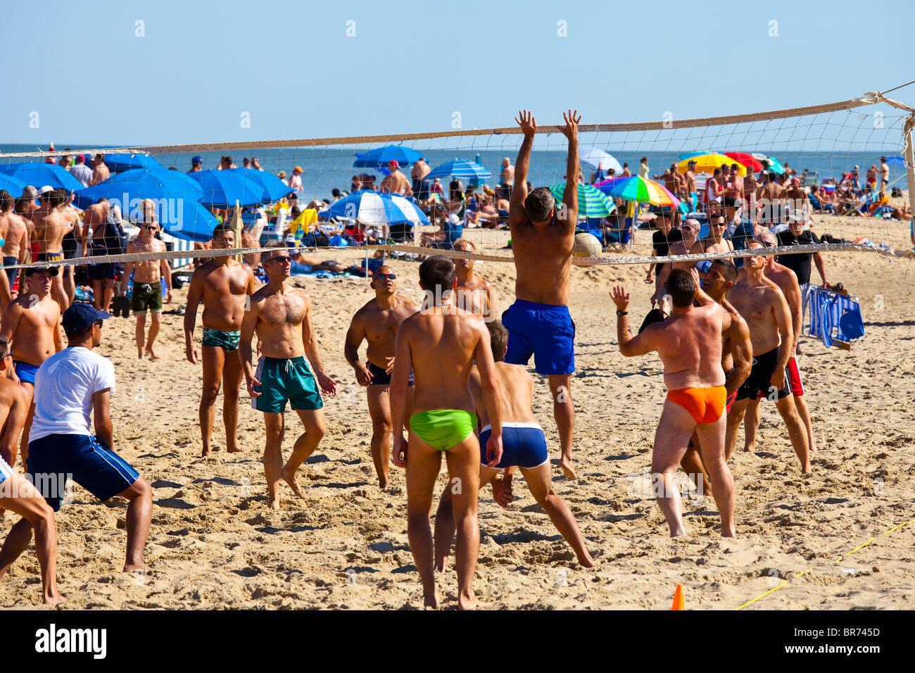 Rehobith beach a gay area