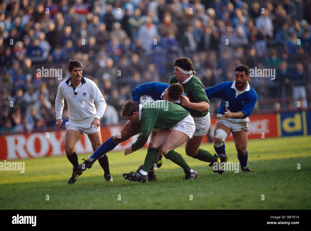 Rugby, - Stock Image