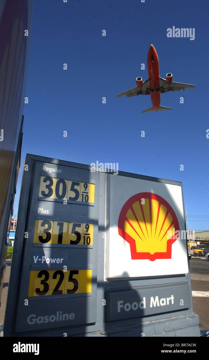 Gas Prices San Diego >> San Diego Gas Prices Stock Photo 31509321 Alamy