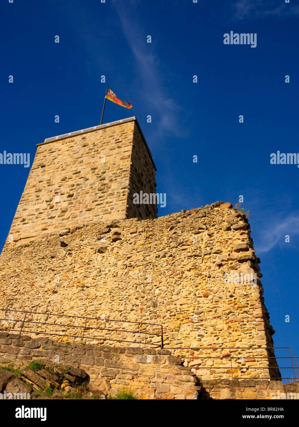 Castle Wachtenburg Stock Photos & Castle Wachtenburg Stock Images ...