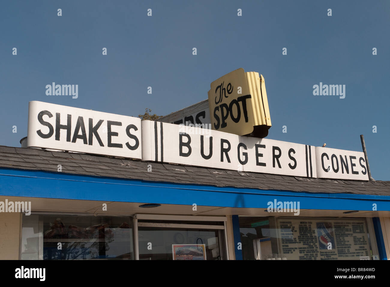 Burger Joint Stock Photos & Burger Joint Stock Images - Alamy