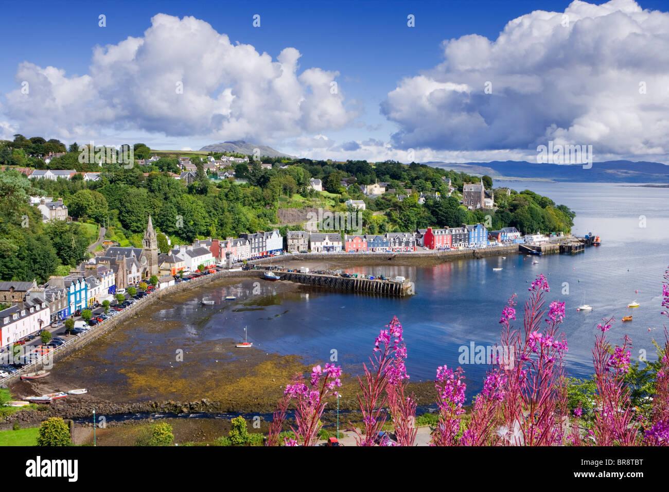 Tobermory, Isle of Mull, Argyll, Scotland, UK. - Stock Image