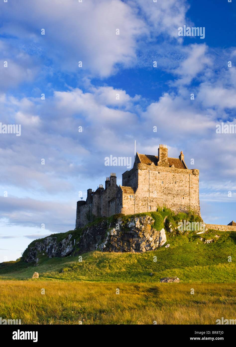 Duart Castle, Isle of Mull, Argyll, Scotland, UK. - Stock Image