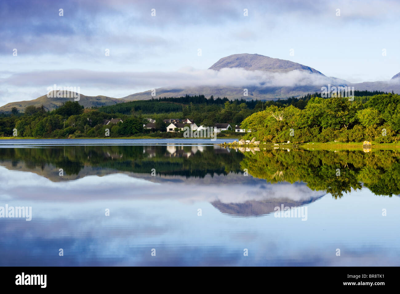 Loch Don, Lochdon, Isle of Mull, Argyll, Scotland, UK. - Stock Image